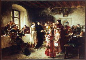 Pressematerial Luthers Hochzeit Museen Der Stadt Nurnberg