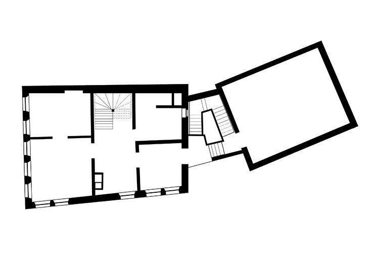 1 obergeschoss albrecht d rer haus. Black Bedroom Furniture Sets. Home Design Ideas