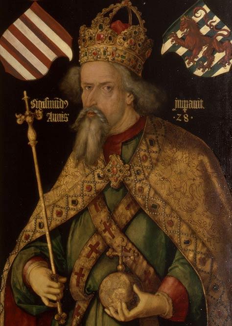 Imagini pentru Sigismund de Luxemburg photos