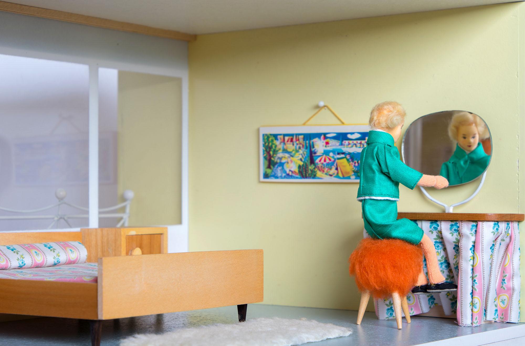 Puppenhaus von Bodo Hennig - Spielzeugmuseum Nürnberg