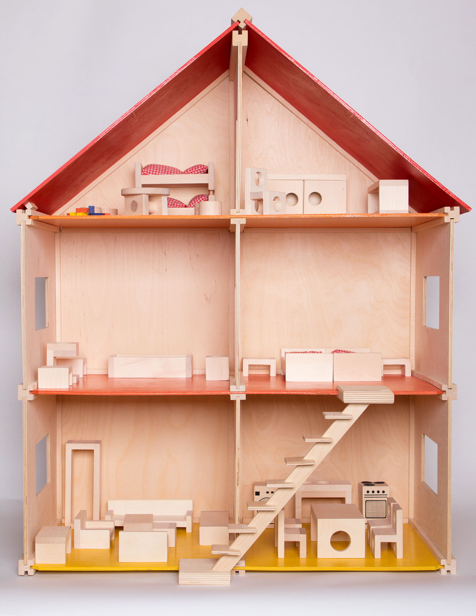 Nett Selecta Puppenhaus Kinderzimmer Fotos - Die Schlafzimmerideen ...