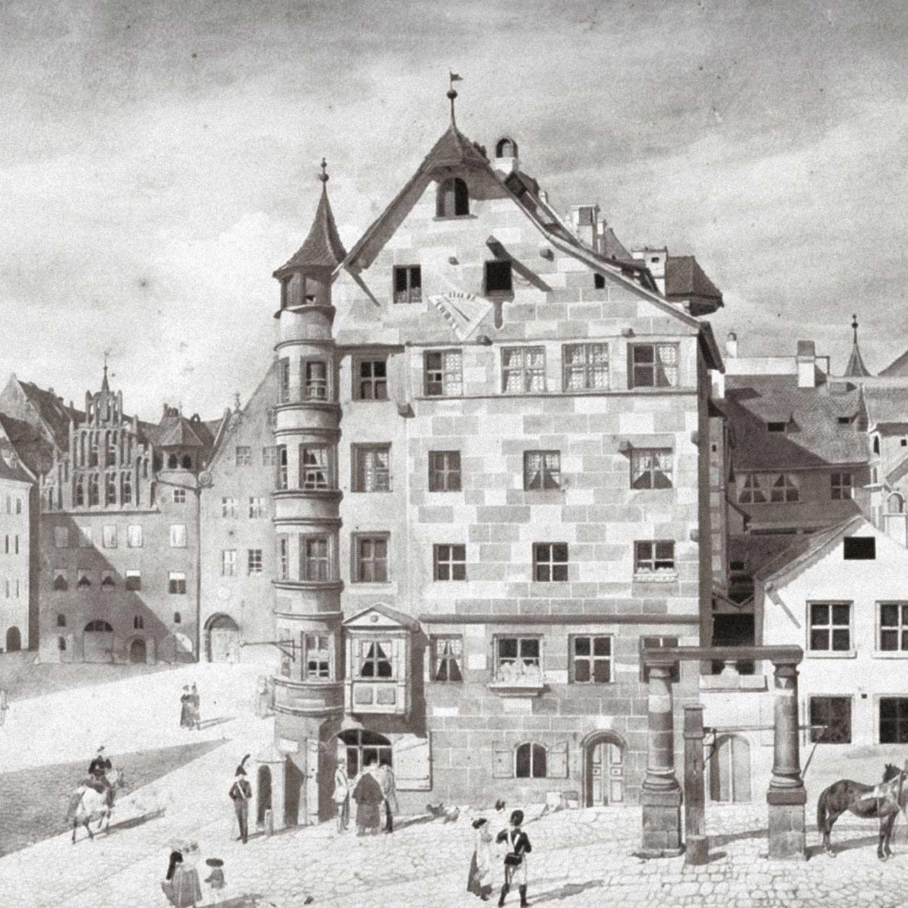 Museen der Stadt Nürnberg Hintergrundbild