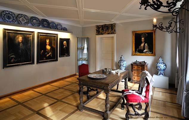 1 obergeschoss museum tucherschloss und hirsvogelsaal. Black Bedroom Furniture Sets. Home Design Ideas