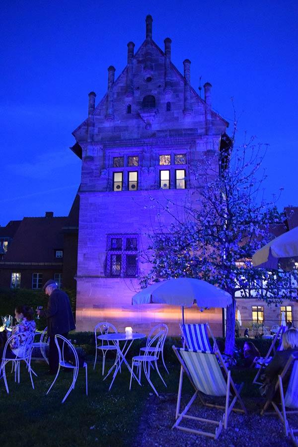 Blaue Nacht Dieburg