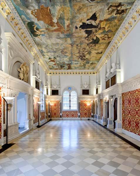 abfahrt venedig 1629 ankunft hamburg 1734 museum tucherschloss und hirsvogelsaal. Black Bedroom Furniture Sets. Home Design Ideas