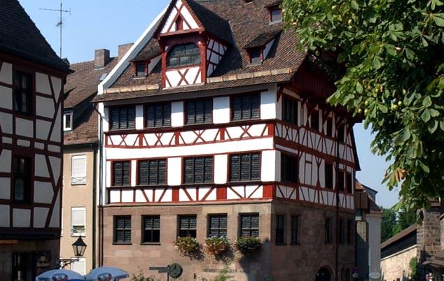 Allgemeines zum Dürer-Haus: Albrecht-Dürer-Haus