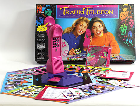 Traumtelefon Spiel