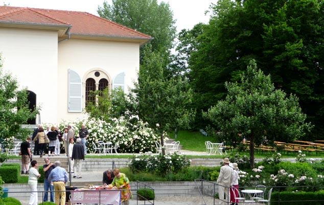 renaissancegarten museum tucherschloss und hirsvogelsaal. Black Bedroom Furniture Sets. Home Design Ideas