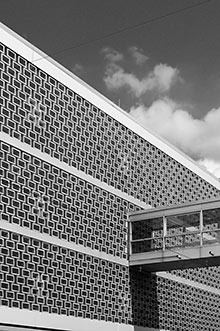 pressematerial architektur der 1950er jahre in n rnberg museum industriekultur. Black Bedroom Furniture Sets. Home Design Ideas
