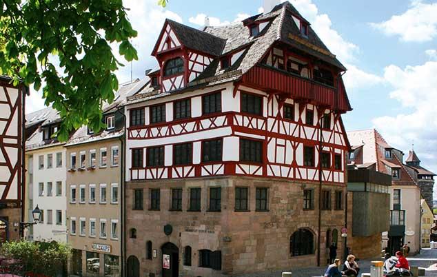 Datei:Bundesarchiv B 145 Bild-F006558-0007, Nürnberg, Altstadt ...
